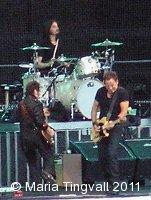 Bruce Springsteen på Stockholms Stadion 2009