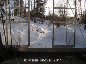Vinter i växthuset