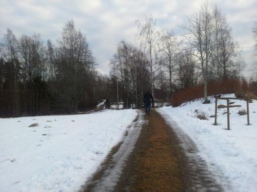 Nyår 2013 i Tiveden