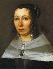 Maria Sibylla Merian år 1679
